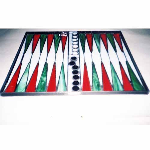 Backgammon game,board and checkers